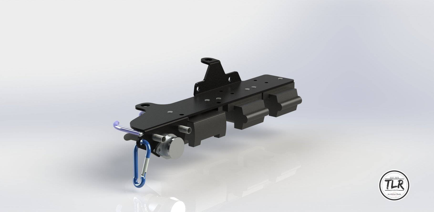 LAND CRUISER 200 SERIES 4X MULTI TRAILER PLUG MOUNTS TO SUIT TOYOTA