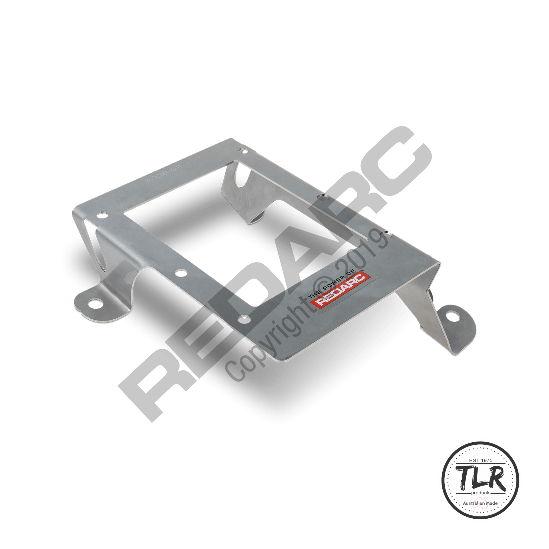 BCDC MOUNTING BRACKET TO SUIT TOYOTA 200 SERIES