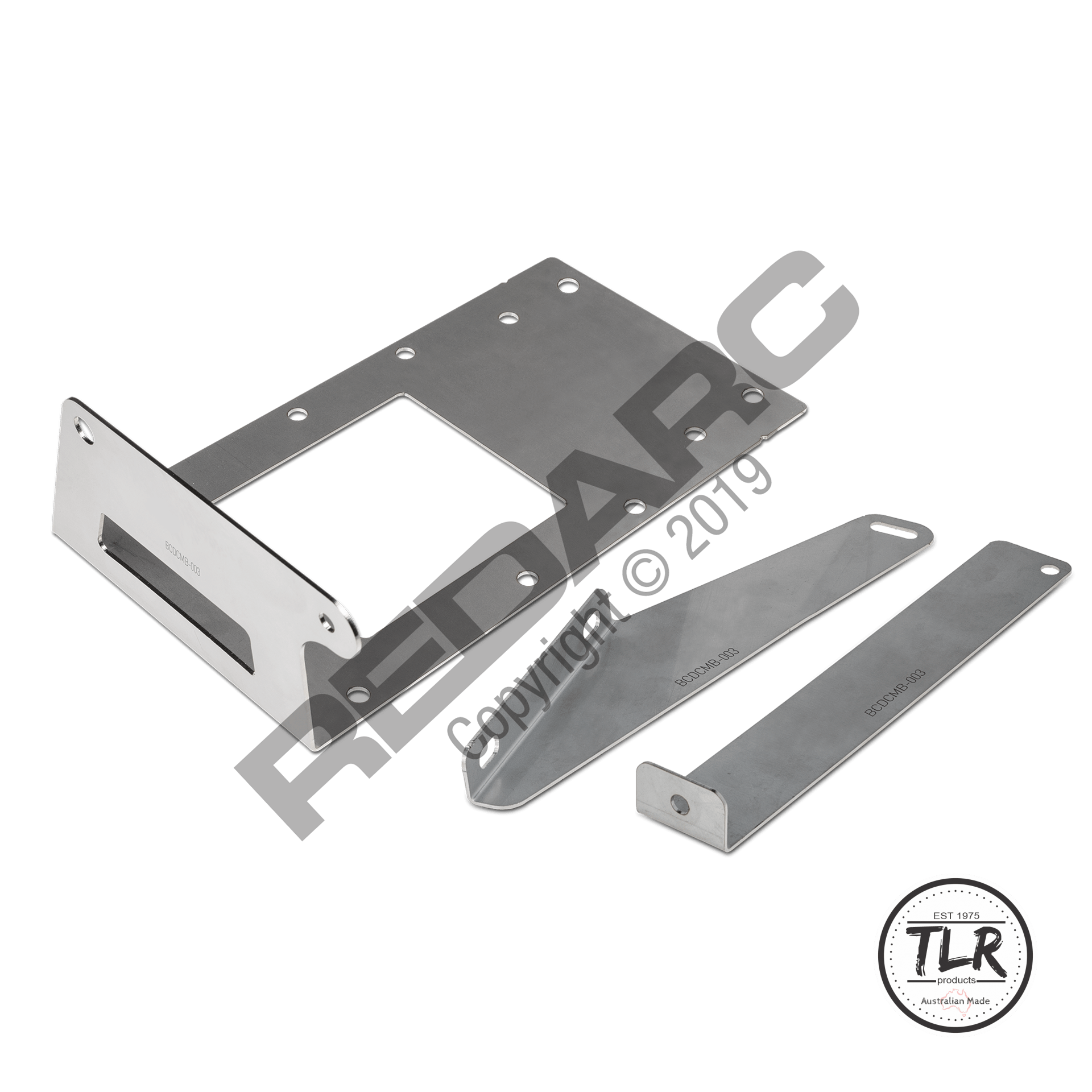 BCDC MOUNTING BRACKET TO SUIT TOYOTA PRADO 150 LANDCRUISER
