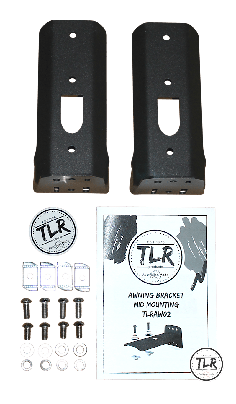 TLR awning brackets 800