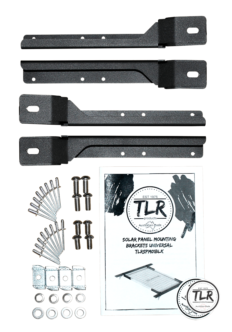 TLR solar panel mounting brackets 800