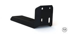 AWNING MOUNTING BRACKET HIGH S/STEEL