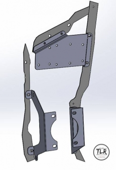 COMPRESSOR BRACKET TO SUIT Y62 PATROL