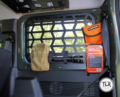 WINDOW MOLLE PANELS TO SUIT SUZUKI JIMNY JB74W